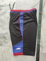 Polyester Plain Basketball Shorts, Size: Large