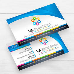 Business Card Design And Printing Service