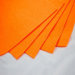 Orange Non Woven Fabric