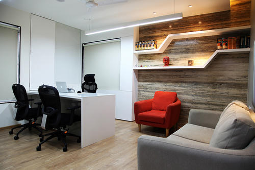 Chartered Accountant Firm Interior