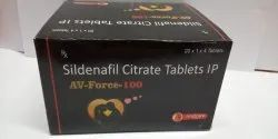 Sildenafil Citrate Tablets 100mg