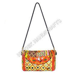 Vintage Ethnic Banjara Clutch Bag