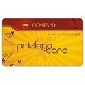 Custom Privilege Card