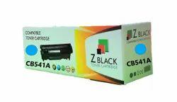 Z黑色CB541A蓝色墨盒,用于办公室