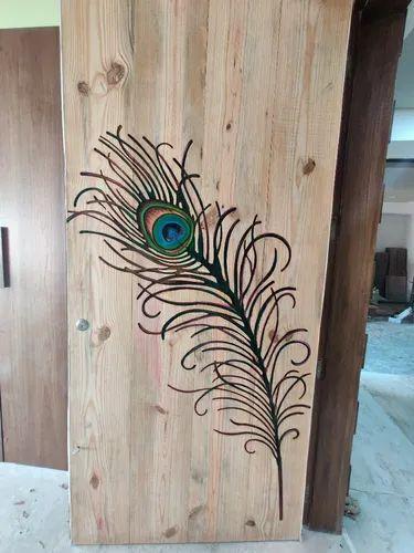 Bungalow Interior Decor, Work Provided: Wood Work & Furniture