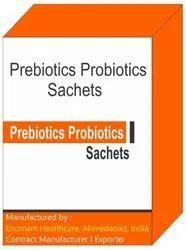 Prebiotics Probiotics Sachets