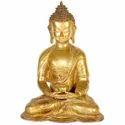 Brass Lord Buddha Statues