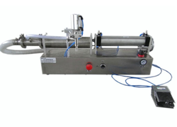 Single Head Liquid Filling Machine without Stand
