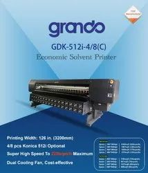 Grando Solvent Printer 3.2 mm