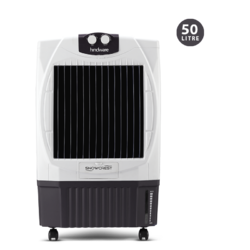 Desert Plastic Hindware Snowcrest 50 W Air Cooler, Model No.: CD-165001WBR, 190