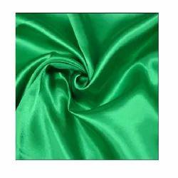 Green Taffeta Silk Fabrics, Packaging Type: Roll