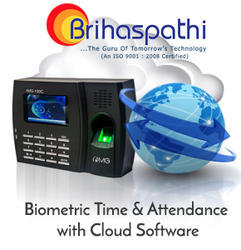 Biometric Attendance System  with Cloud Application