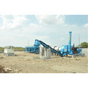 Automatic Asphalt Drum Mix Plant