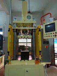 1 Hp Ms Hydraulic Testing Machines