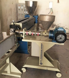 Garden Pipe Making Extruder Machine