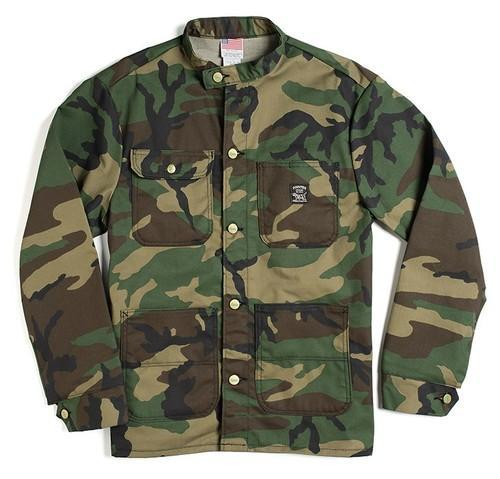 309a76c84aaa2 Polyester Male Camouflage Jackets, Rs 600 /piece, Allied Outfitters ...