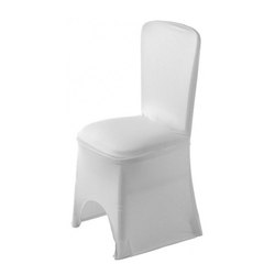 Chair White Cotton Covers