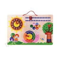 Calendar & Clock Toys