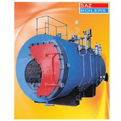 Solid Fuel Fired Hot Water Boilers, Capacity: 10 And 000 To 400