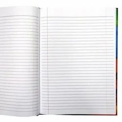 Long Size Writing Notebook, Paper Size: A4