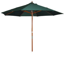 Plain Patio Umbrella