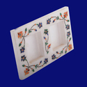 Home Decor Marble Photo Frame