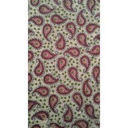 Printed Fancy Cotton Shirting Fabric, GSM: 100-150