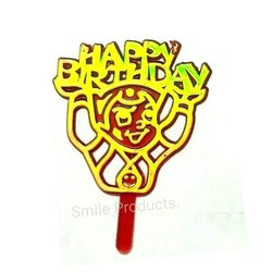 Chotta Bheem Plastic Cake Topper