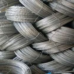 GI Wire, Thickness: 4 Mm, Gauge Size: 10