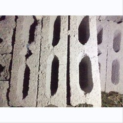 Rectangle Fly Ash Hollow Brick, Size: 9 In. X 4 In. X 3 In