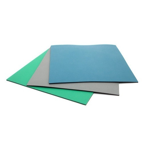ESD Safe Rubber Mat, Thickness: 2 -3 mm