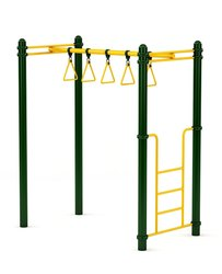 Monkey Bar With Loops