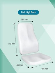 God High Back Foam