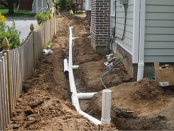Water Drainage Systems Service