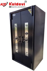 Double Door Jewellery Safe Locker