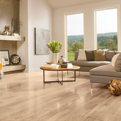 Oak Lime Washed Wooden Flooring