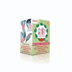 PainFit Herbal Balm, 10 Ml, Packaging Type: Box