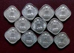 1 paisa aluminium coins