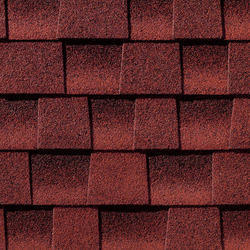 Patriot Red Roofing Shingles