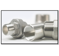 Stainless Steel Forged Threaded Fittings, Size: 1/2 inch