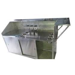 SS Food Pick Up Service Counter