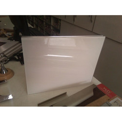Aluminum Glass Shutter