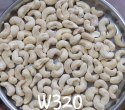 Platinum Nuts Zero Broken In Tin Cashew Kernel W320, Packaging Size: 10 Kg