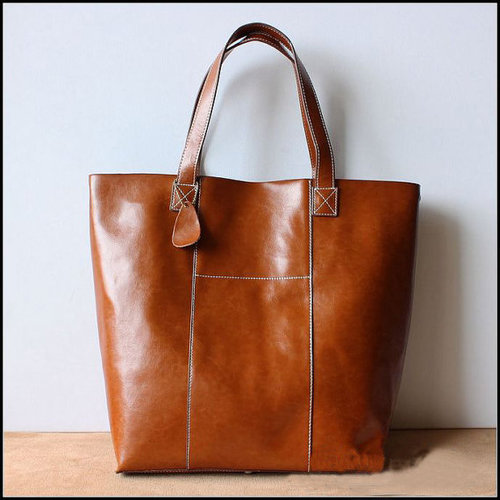 6160b402f0b Black   Tan Leather Tote Bags, Rs 1600  piece, XL Enterprises ...