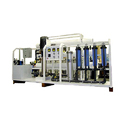 Automatic 1000l Industrial Ro Plant