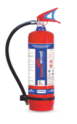 6 Kg ABC Fire Extinguishers