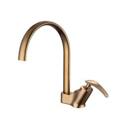 Brass Table Mounted Sink Mixer, Packaging Type: Box