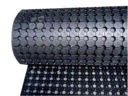 Long Length Dust Scraping Entrance Mats With O Design