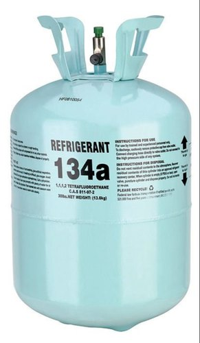 Hfcs Freon R134A 10 Kg Refrigerant Gas Cylinder, Rs 400 /kilogram Ram  Stores | ID: 20548692462