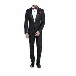 Kings Maker Black Men Wedding Suit